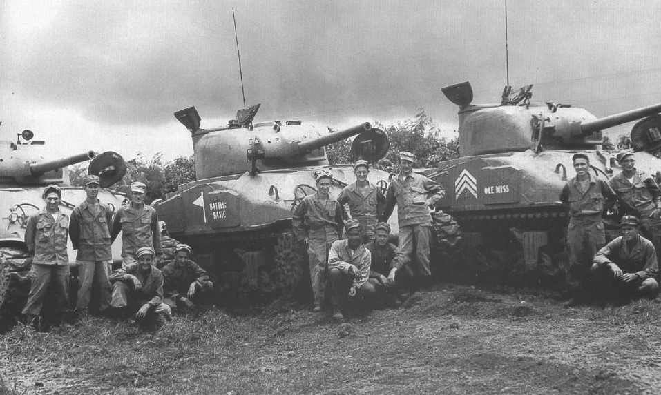 The Sherman Tank Site | The place for all things Sherman