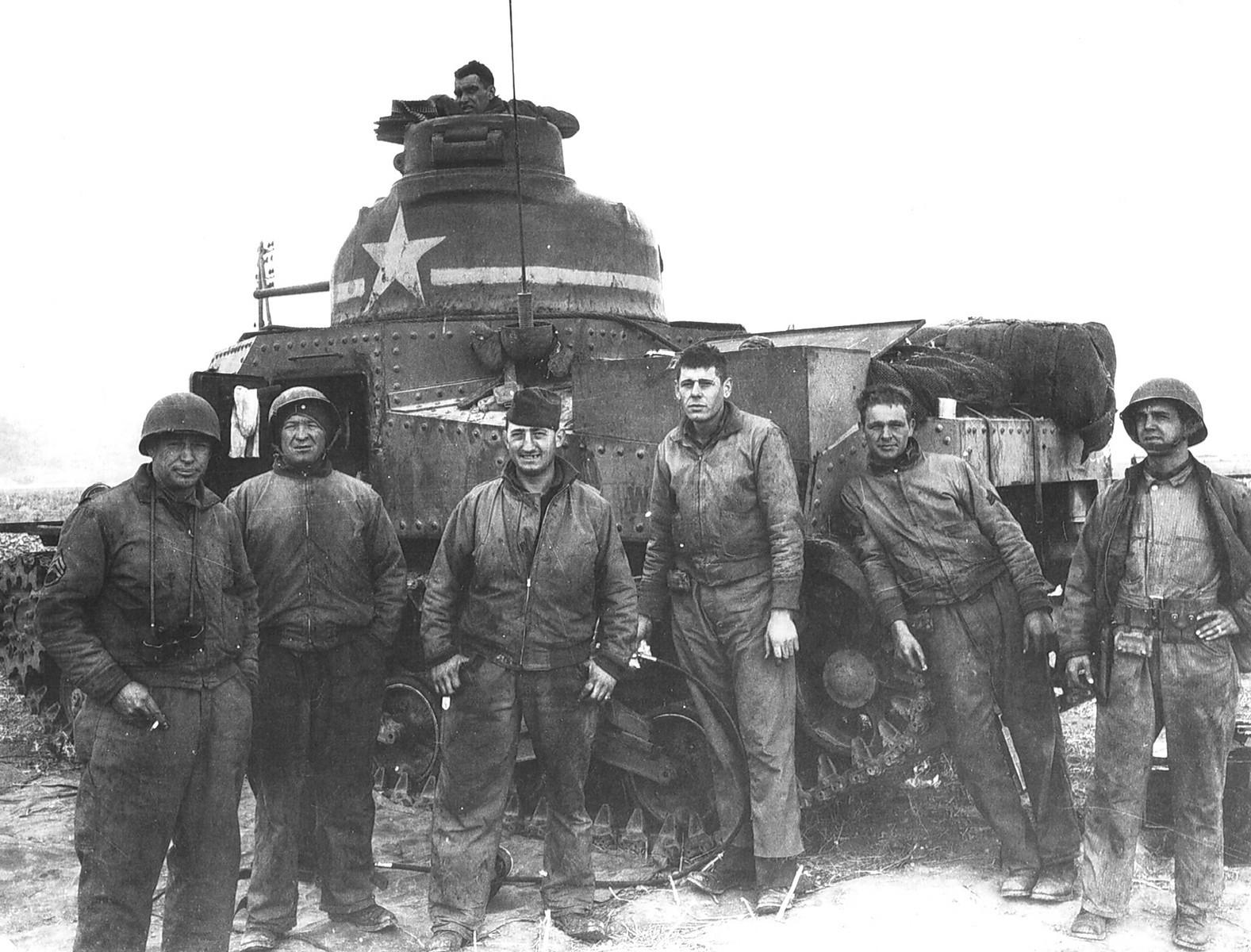 1AD tank crew NATO NOV 42-X3