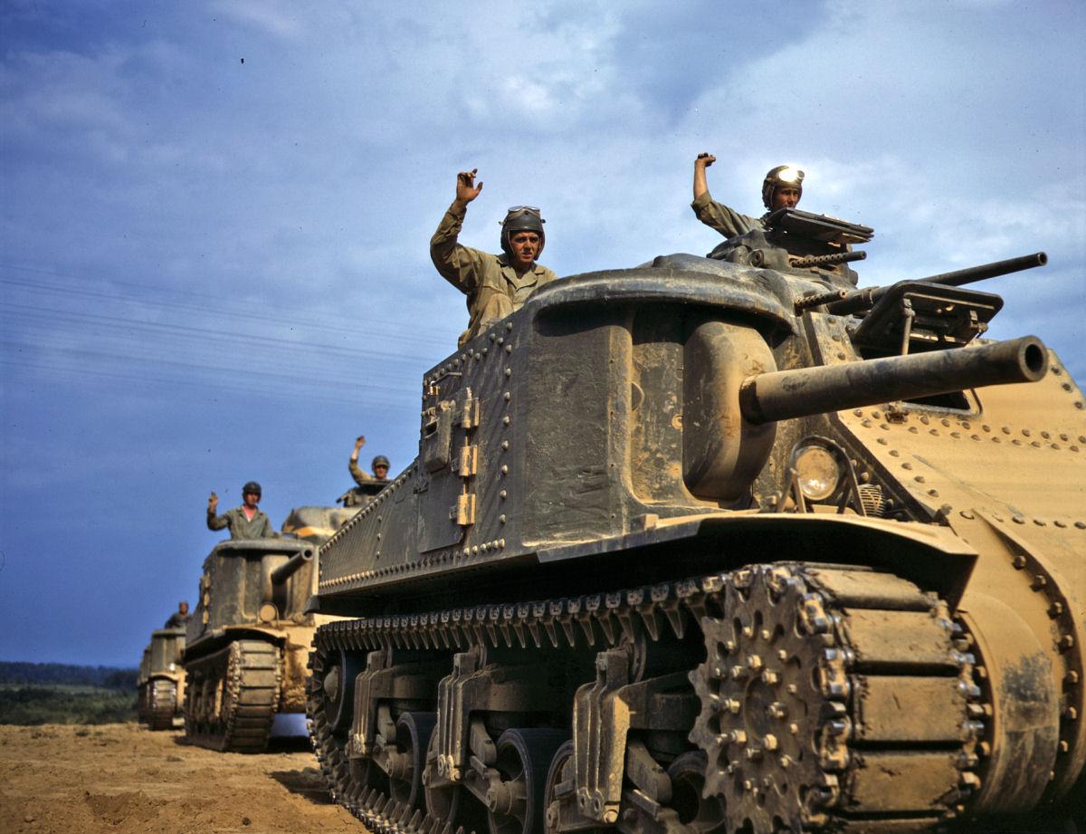 lee grant tank
