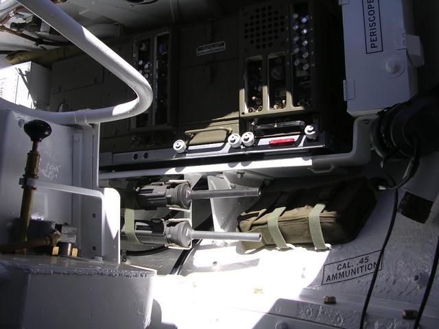 turret rear