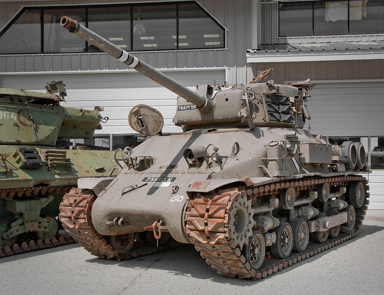 Sherman M1 from the x littlefield collection