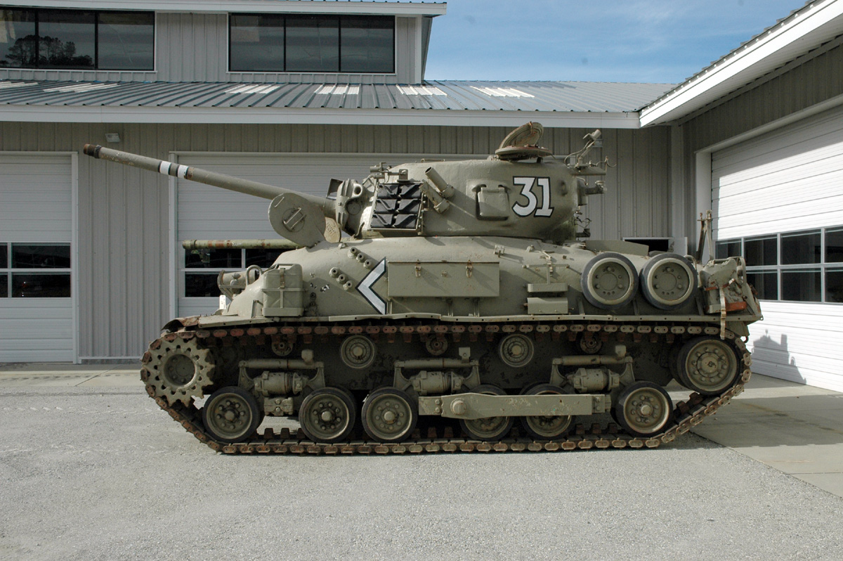 Sherman M1 from the x littlefield collection2