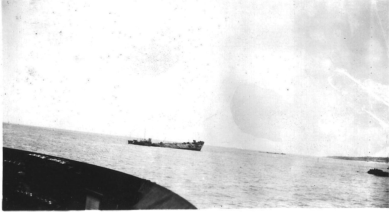 808 sinking may 20th 1945