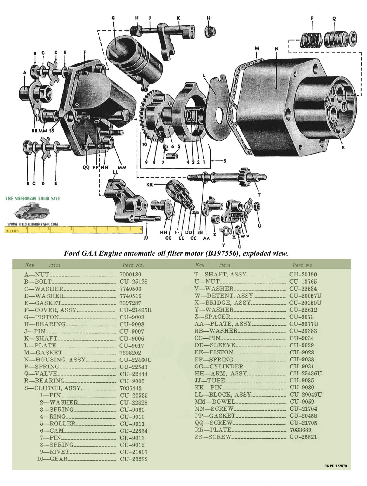 Engine-automatic-oil-filter-motor-explod