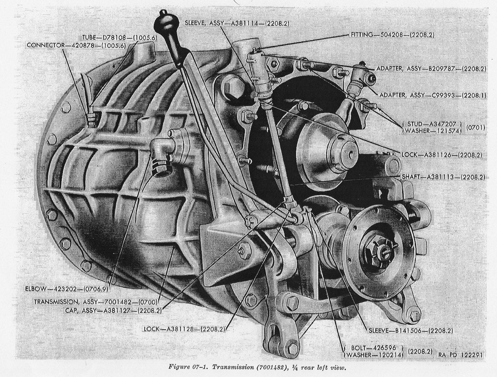 F07-1-Transmission-7001482-rear-left-vie