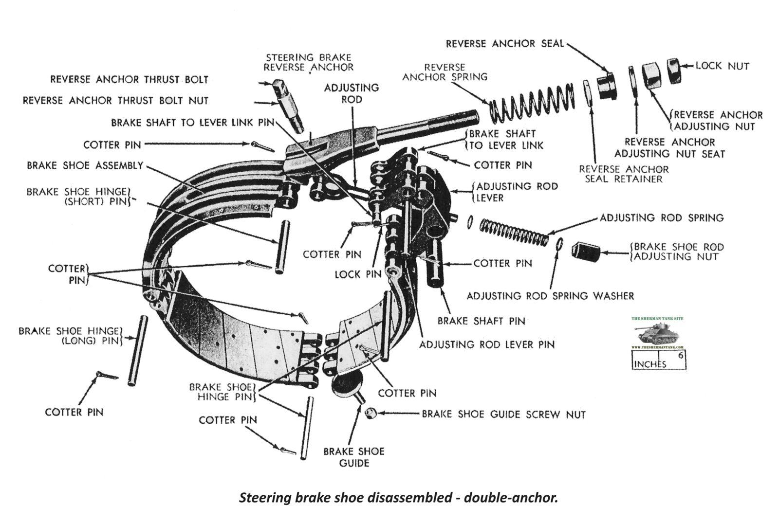 F252-Steering-brake-shoe-disassembled-do
