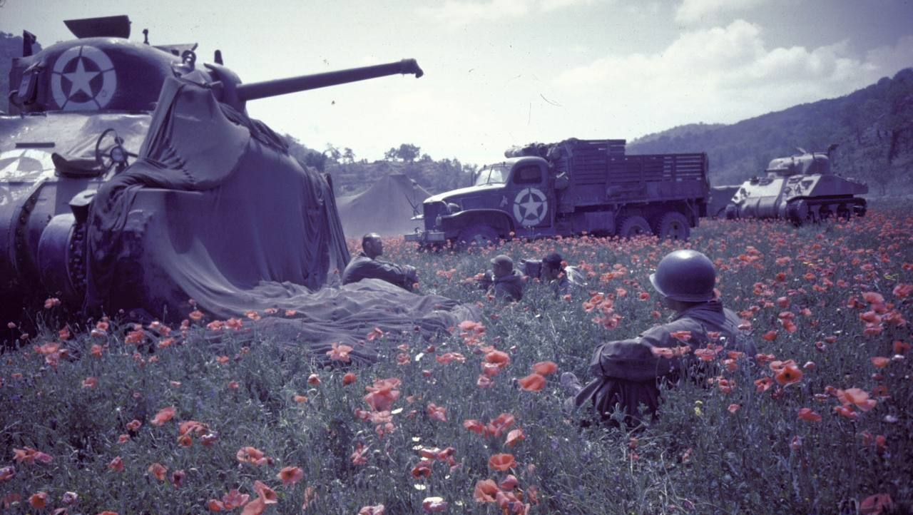 Italia-M4-George-Silk-1944