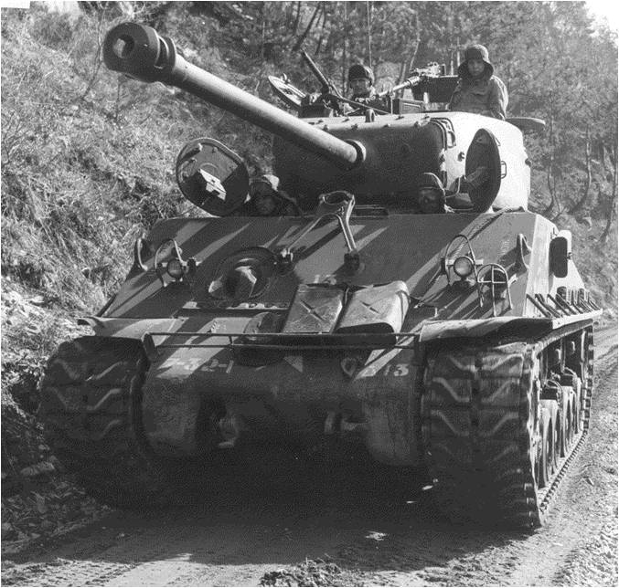M4 Medium in Korea