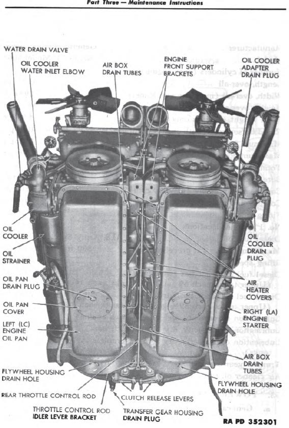M4A2 6046 underside