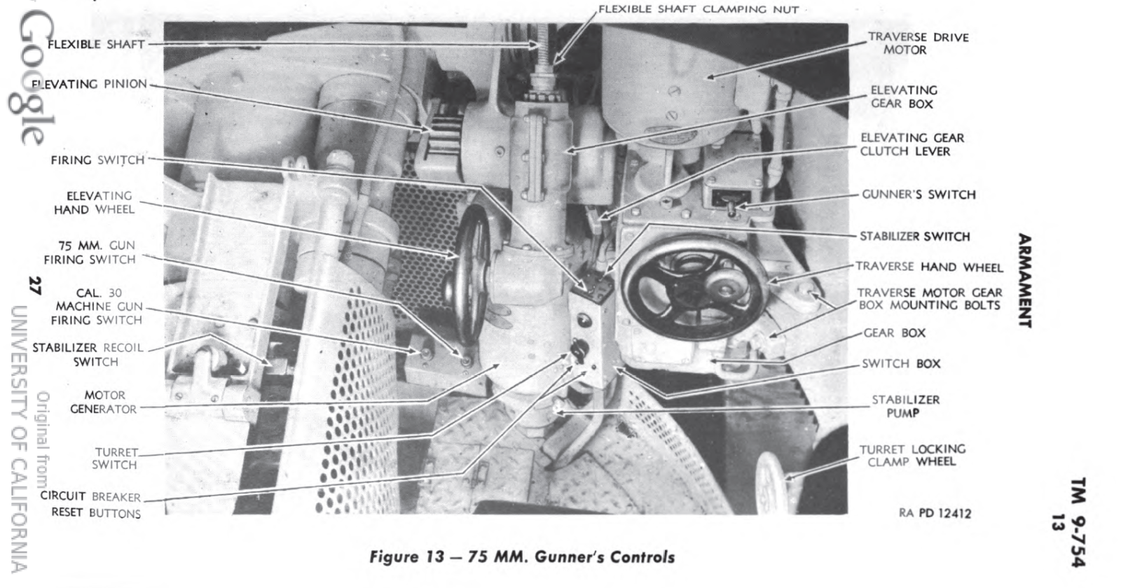 Sherman Tank Turrets And Turret Components The Sherman