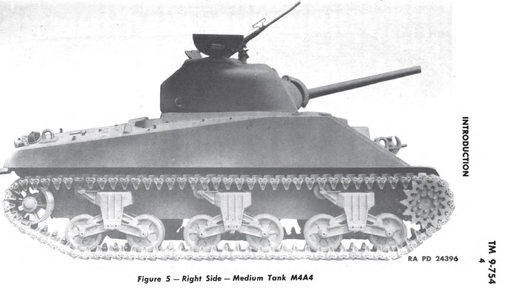 M4A4 SIDE
