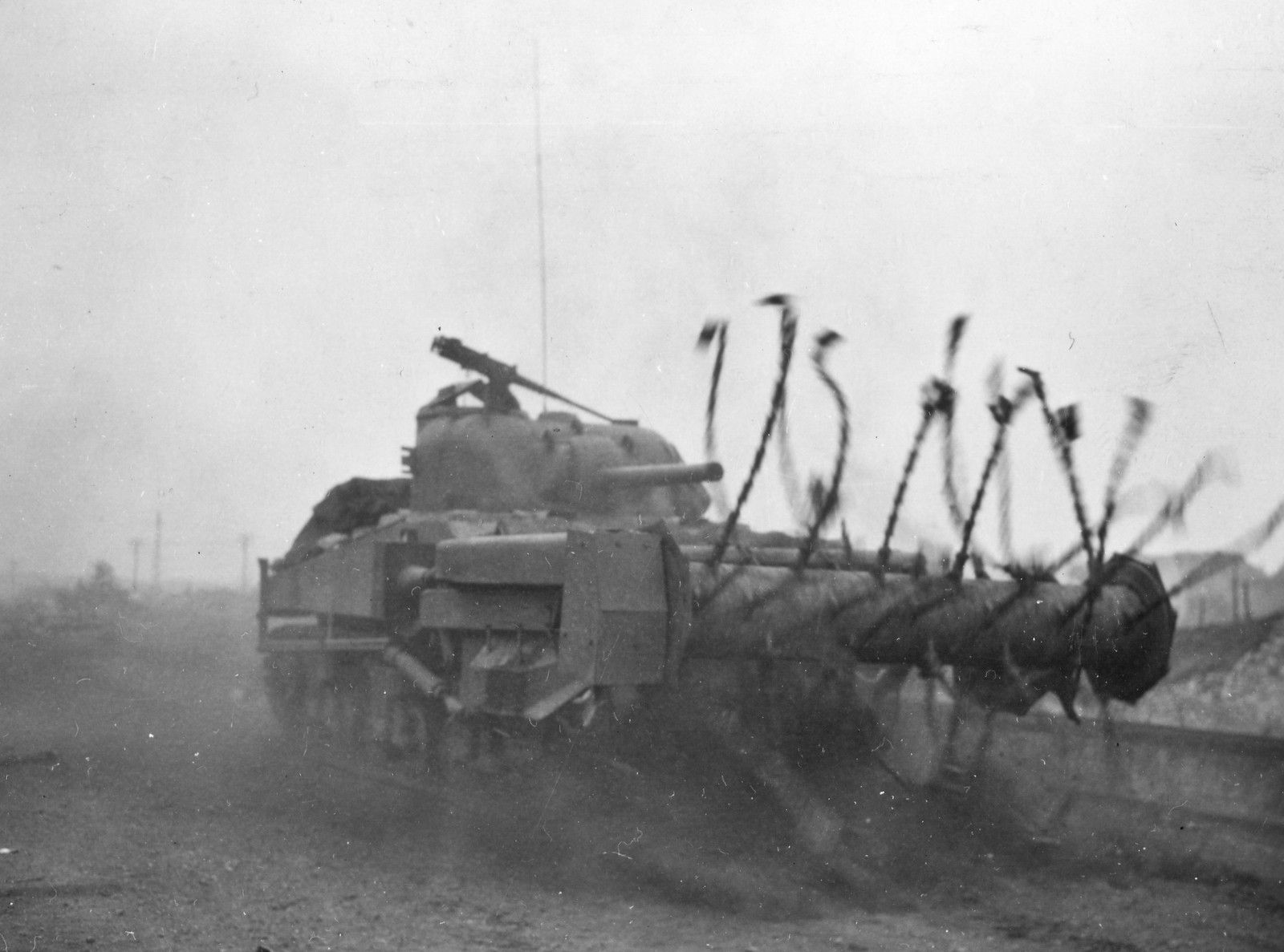 M4Sherman_Flail_Tank_Breinig_1944