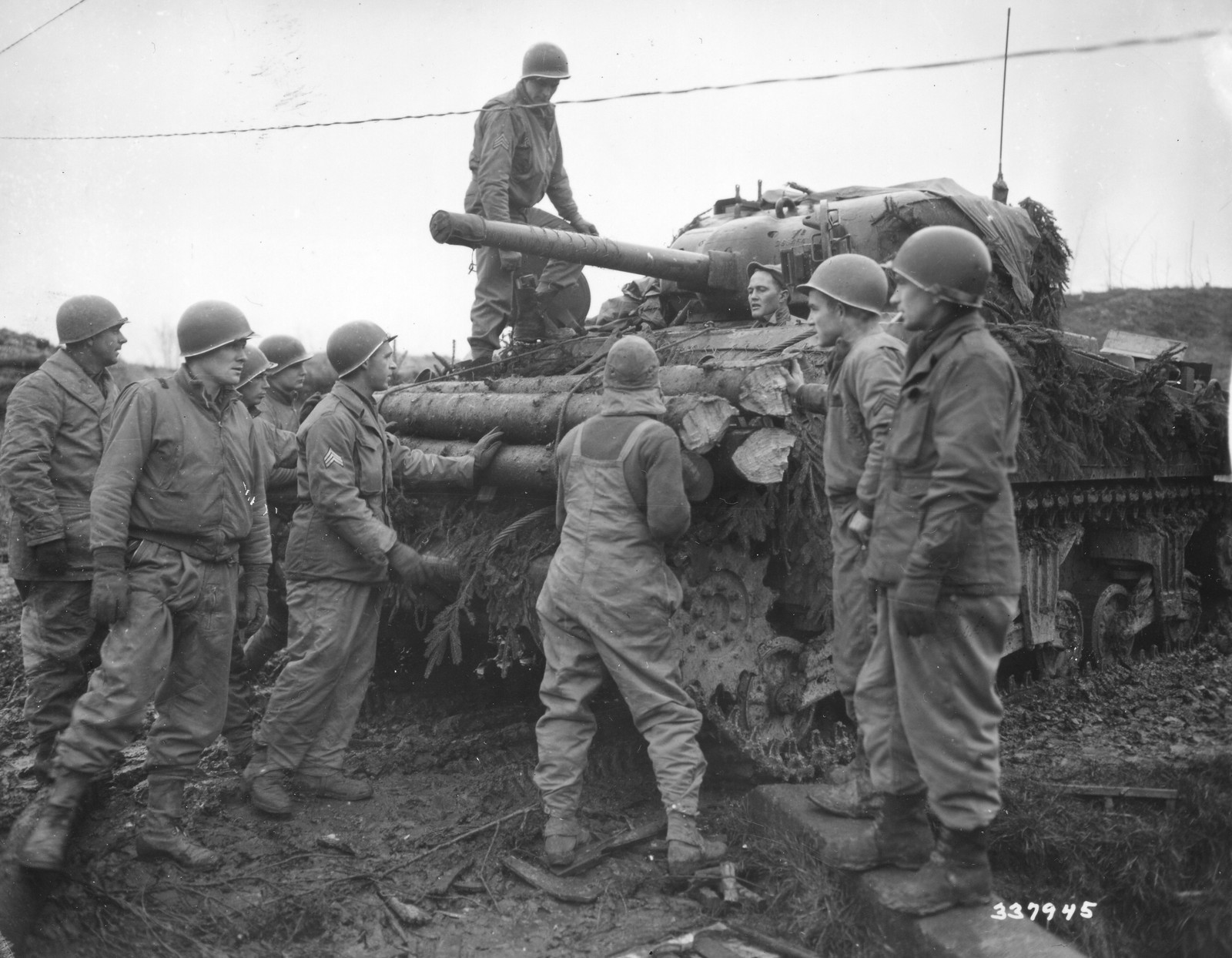 M4_Sherman_Hurtgen_1944