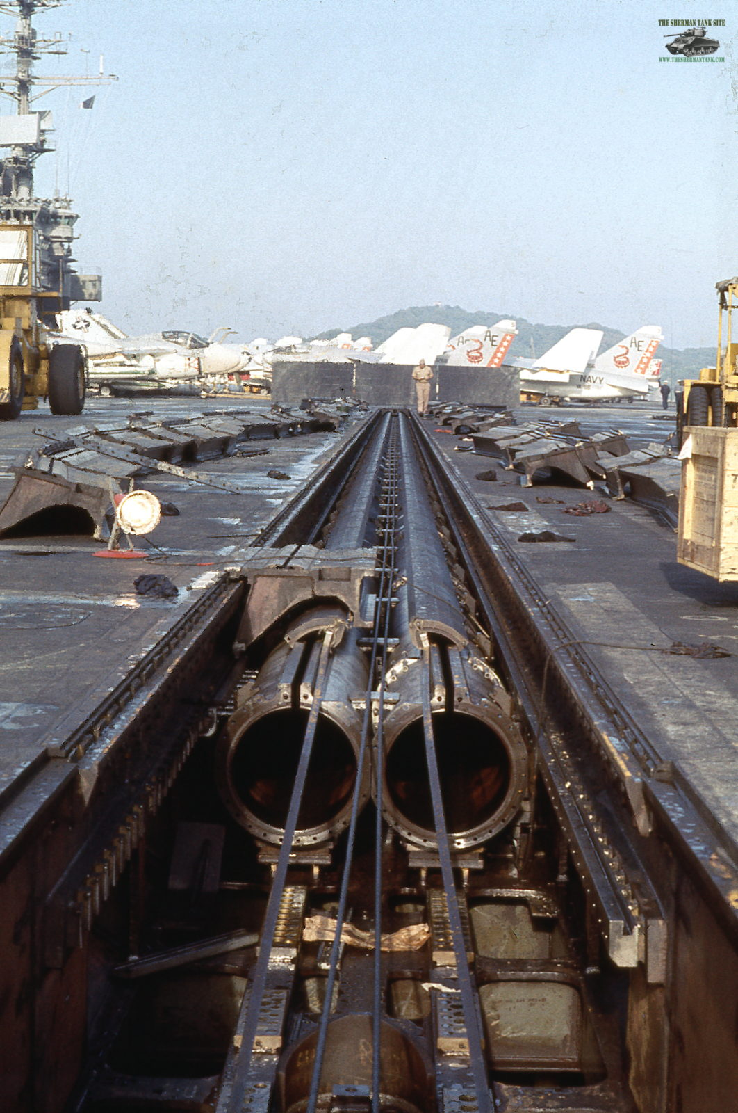 Old-Navy-PicsII157-USS-America-Cat-maint
