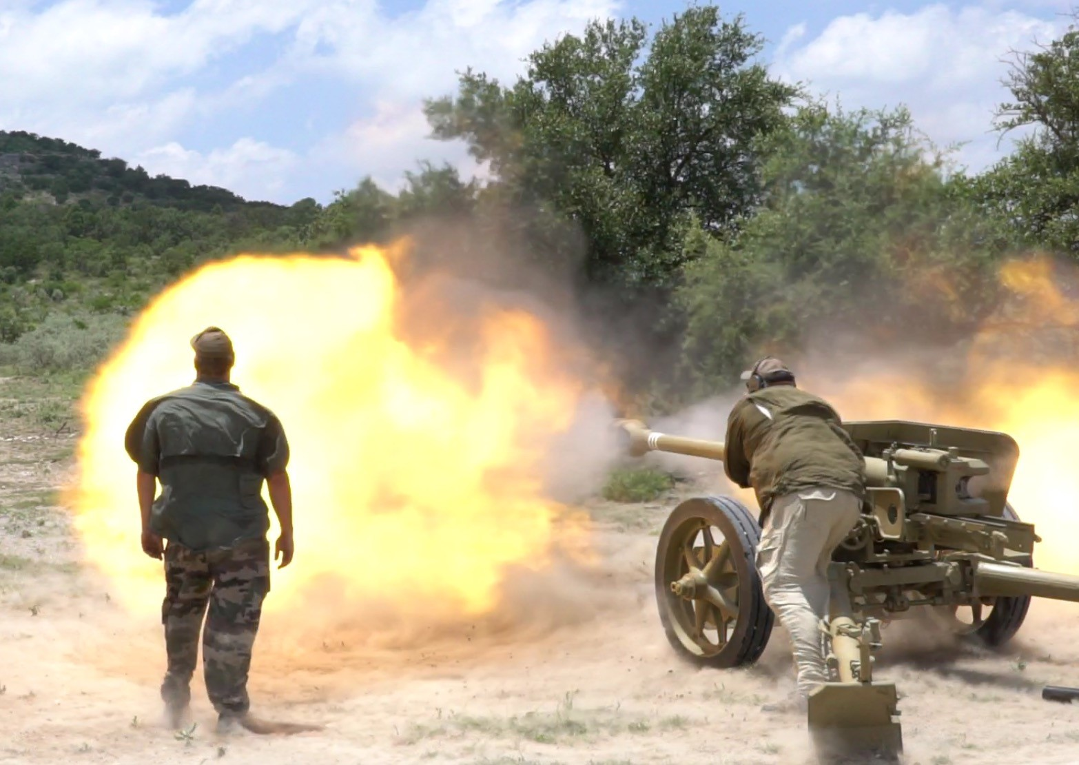 pak-40-firing