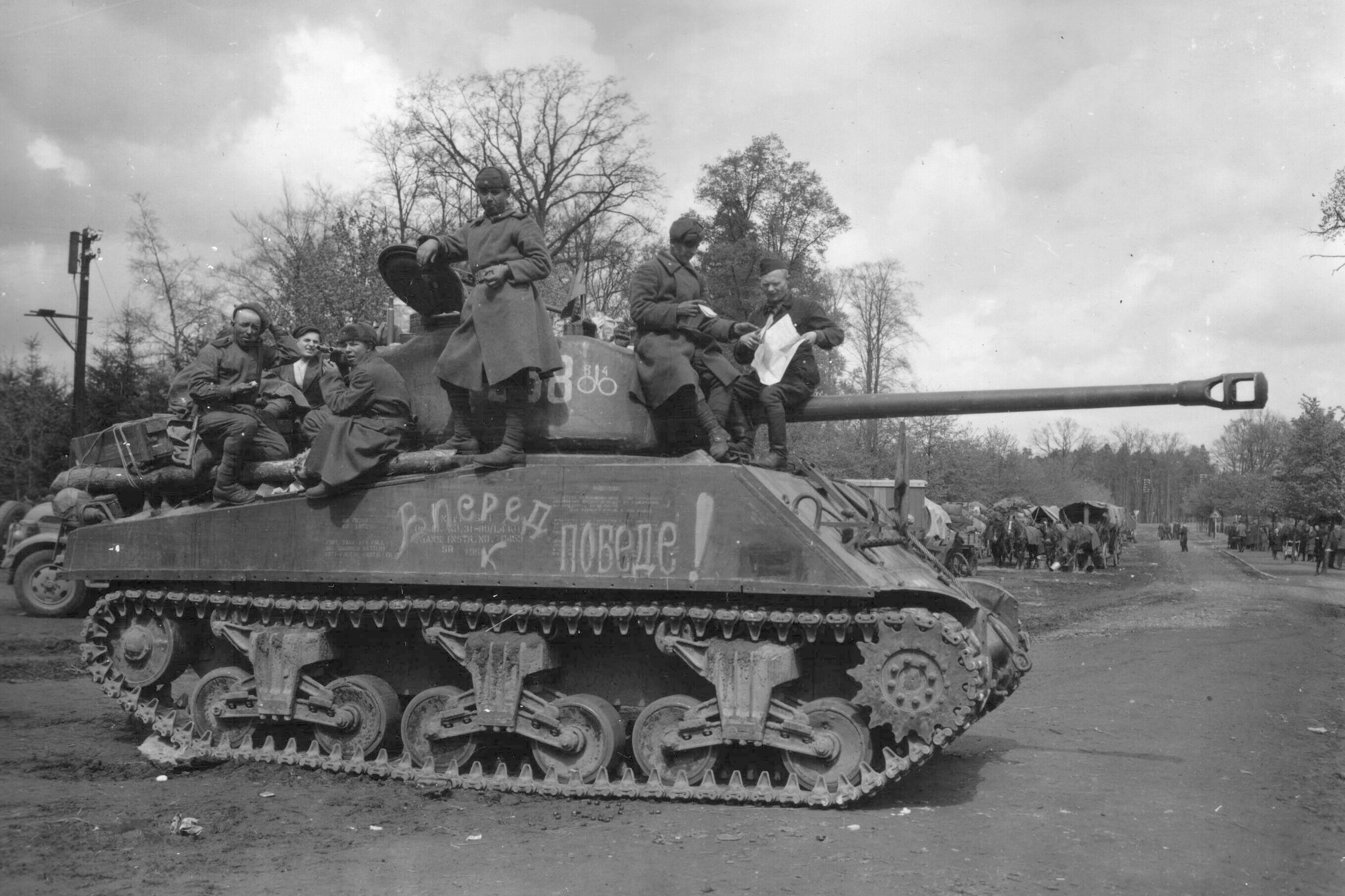 M4A2 76w Lend Lease tank