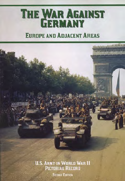 64 Sherman Tanks of the US Army Official History books: The