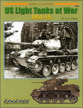 concord-7038-u.s.-light-tanks-at-war-1941-45