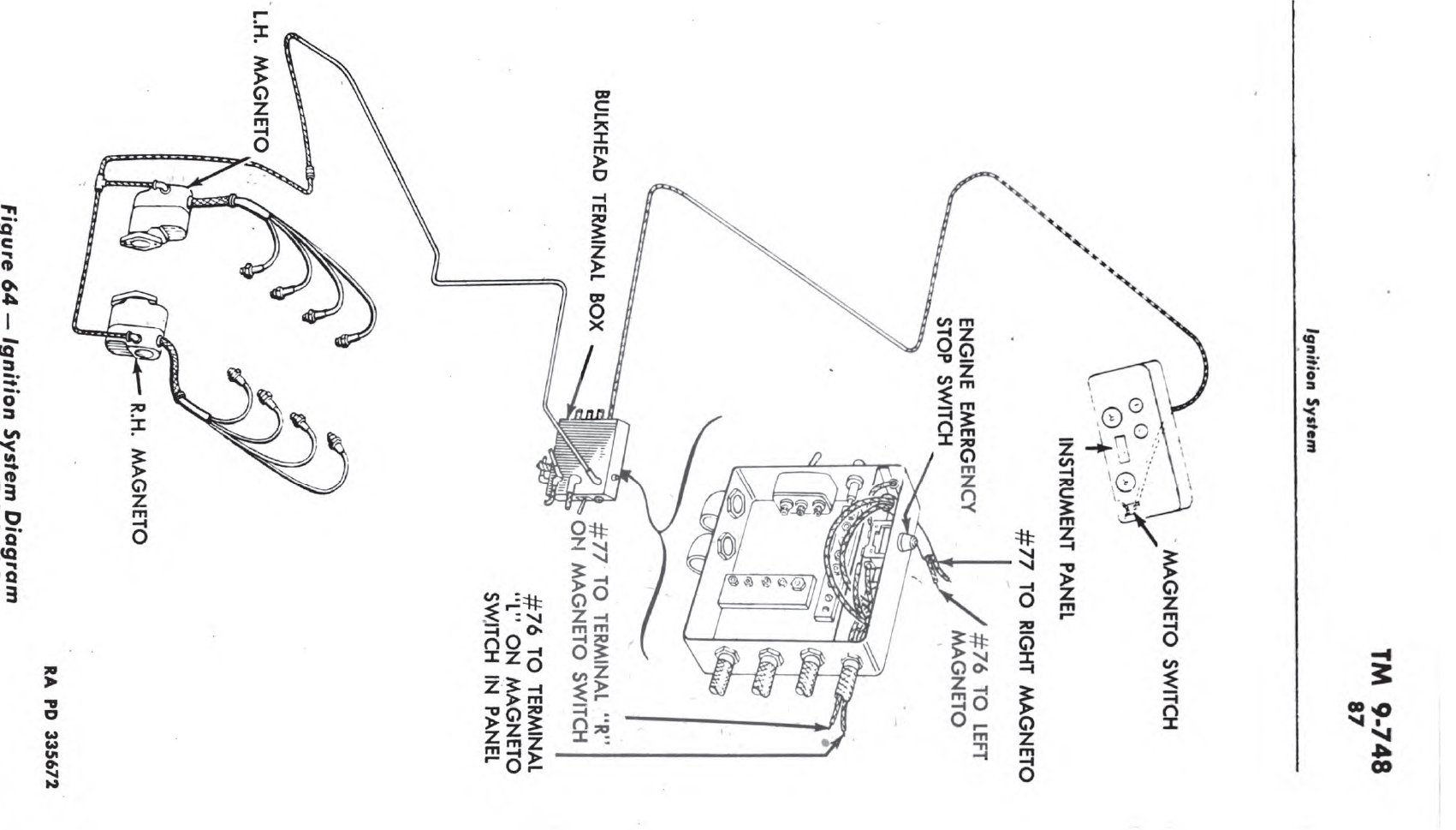 1982 ford l8000 wiring diagram ford choke wiring