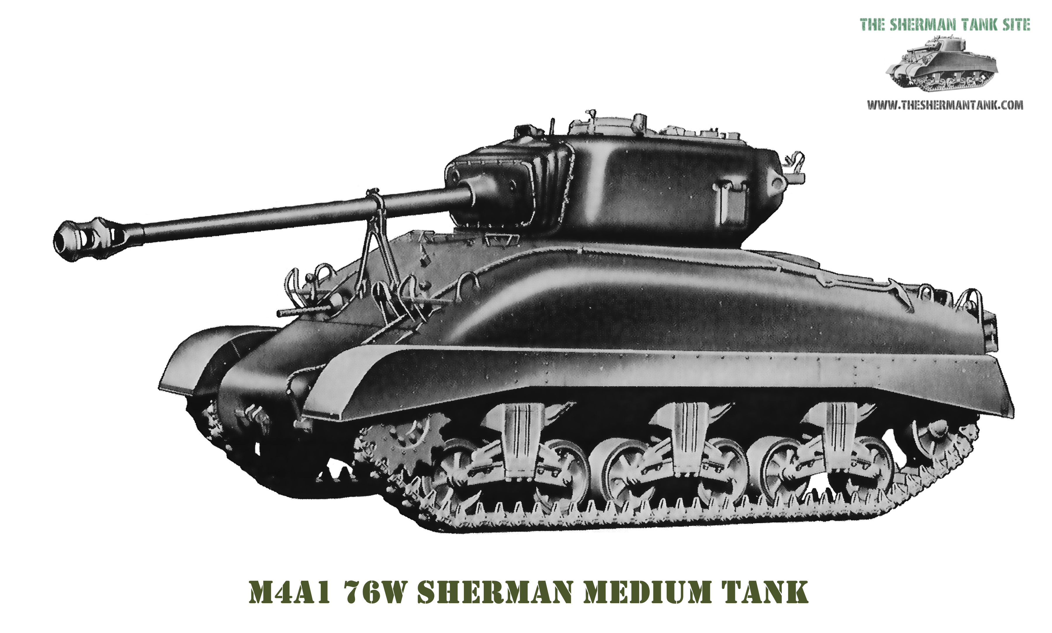 Tank Sherman: drawings. Sherman Tank Engine 97