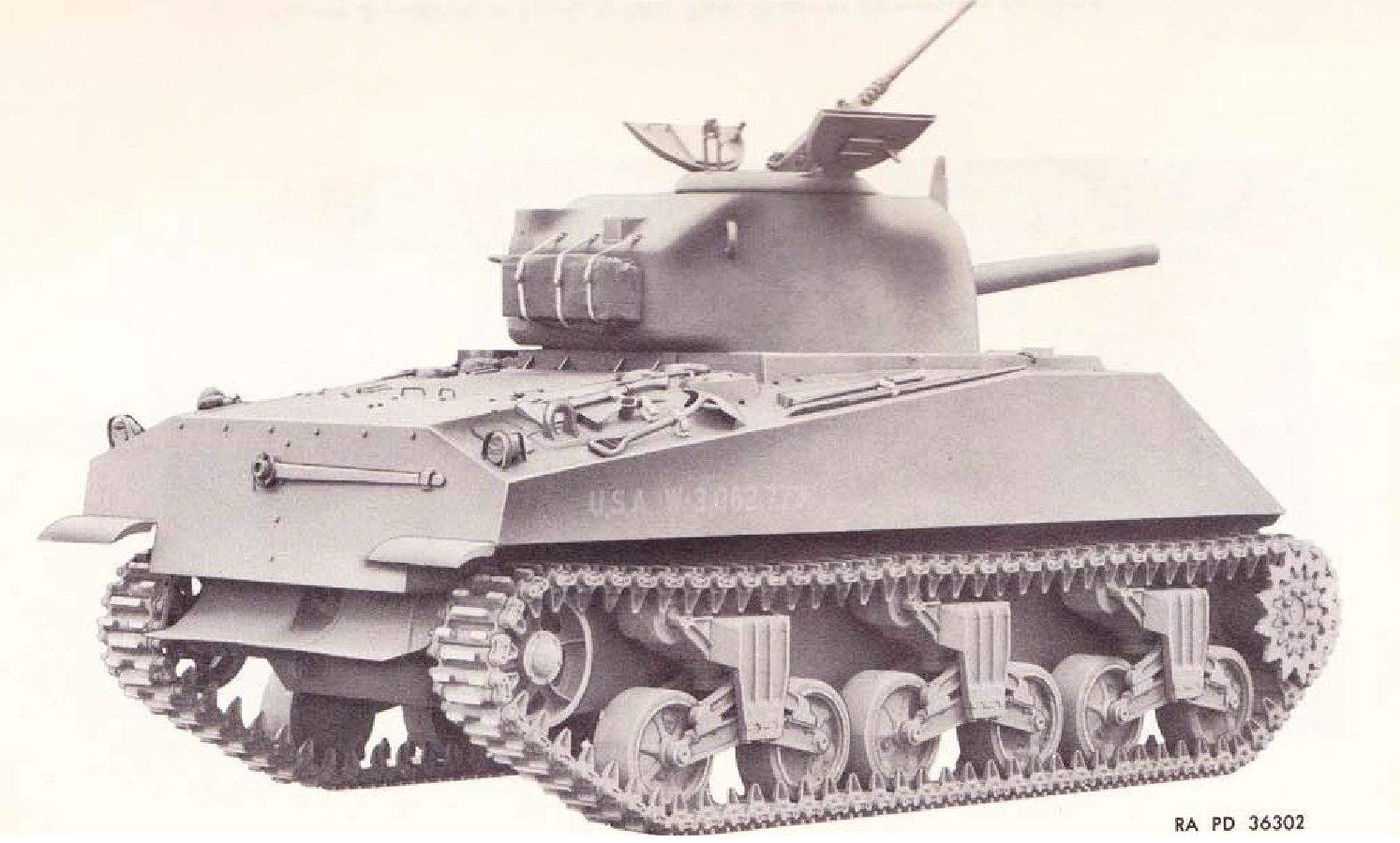 m4a2 early side