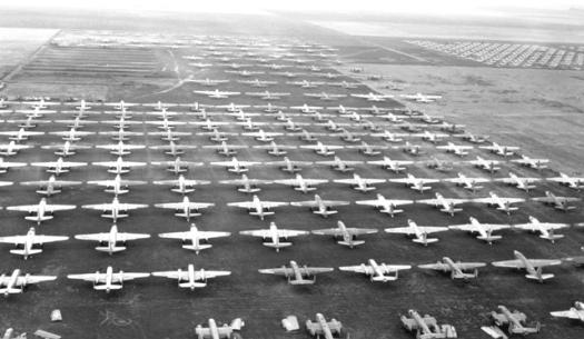 ontario-california-military-boneyard-aerial-1946