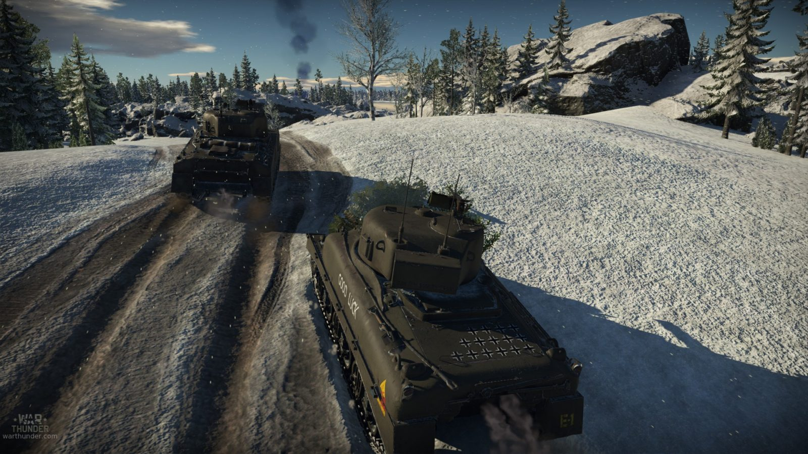 no trees mod for wot