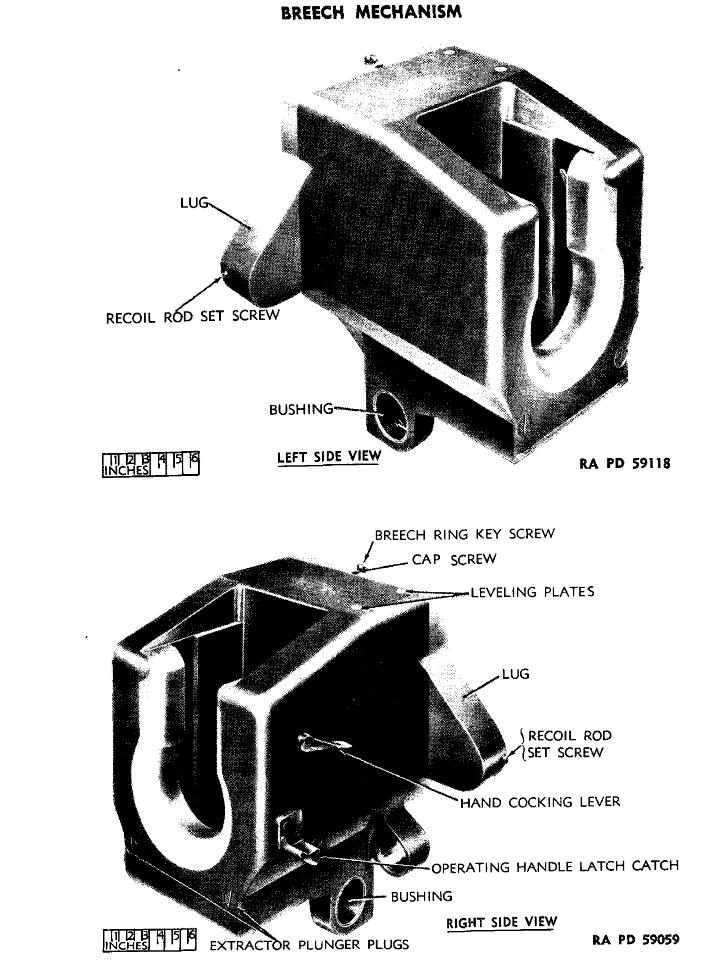 90MM M3 Gun Information Page. | The Sherman Tank Site