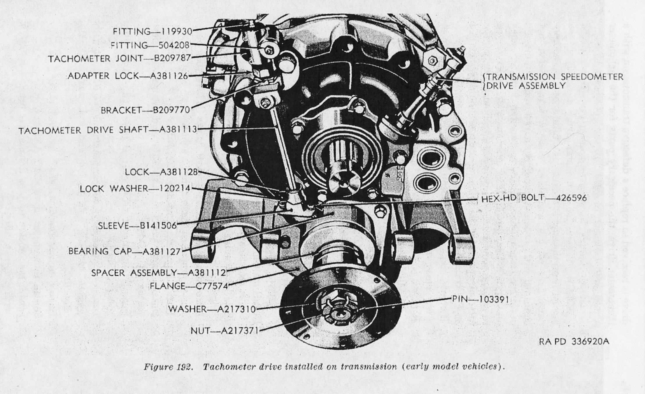 The Sherman Transmission A Pretty Robust And Advanced Automatic Engine Diagram Was Shifted With Traditional Stick Shift Mounted On Right Side Of Lee Left All Models